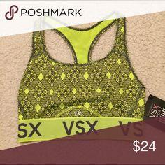 Victoria's Secret VSX Sport Bra New with tags. Size XS Victoria's Secret Intimates & Sleepwear Bras