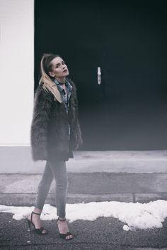 Outfit Inspiration mit Choker Halsband | Fashion Blogger Austria | Fleur de Mode