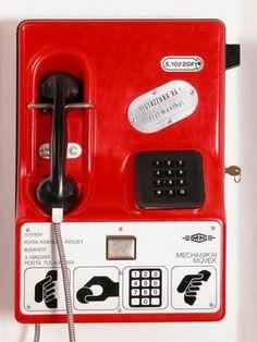 Utcai telefon ..