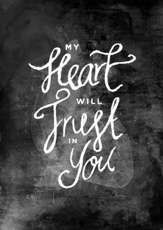 """My Heart Will Trust In You - Reuben Morgan (Hillsong) [ 1997 ] From the album """"Shout to the Lord 2000"""" by Hillsong Live 32 / 365 *Click here to visit """"The Worship Project!"""""""