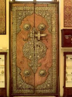»✿❤Love Doors!❤✿« Egyptian Doors | Egypt Picture - Turkish Style Door from the Museum of Islamic Art ...