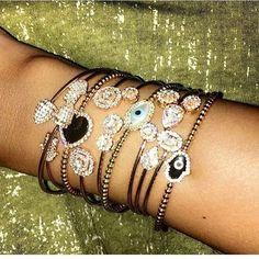 De nouveaux bracelets fashion pour vous mesdames chez Rafinity #MoroccoMall