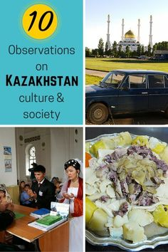 10 Observations on Kazakhstan culture and society