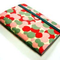 Caderneta Upcling com costura - R$15