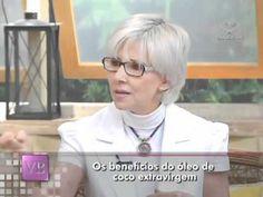 Benefícios Óleo de Coco Extra Virgem - Entrevista com a Dra. Gisela Savi...