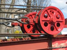 Pulley engineering for Rope Way Main