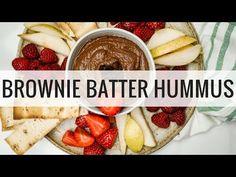 Brownie Batter Chocolate Hummus - Slender Kitchen