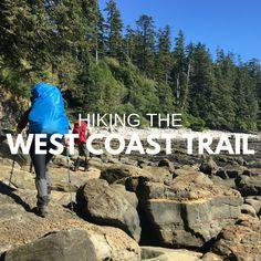 West Coast Trail, Vancouver Island, British Columbia, Hiking, Walks, Trekking, Hill Walking