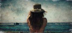 Looking at the horizon - null