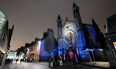 Aberdeen Bars- Belmont Street. The Priory Nightclub  http://www.justleds.co.za