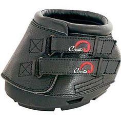 Cavallo Simple Boots - Viable option to help navicular when utilizing barefoot horse on gravel