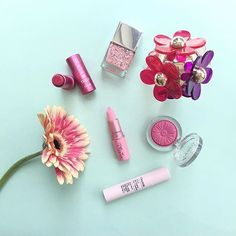 Thank you @luckymagazine for the pretty in pink picture