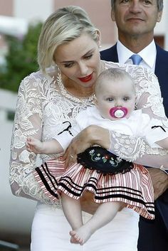 Everything Just So: Princess Charlene and the Art of Embellishment