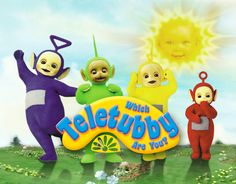 """I got """"Dipsy""""! What """"Teletubby"""" Are you? :)"""