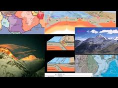 Plate Tectonics-- Geological features of Convergent Plate Boundaries - YouTube