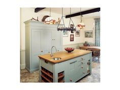 Welcome to a Paint Colour Case Study on Farrow and Ball French Gray (still tempted to spell it French Grey! Farrow and Ball French. Cheap Furniture, Kitchen Furniture, Living Room Furniture, Furniture Design, Furniture Stores, Old Cabinets, Grey Cabinets, Traditional Cabinets, Modern Country Style