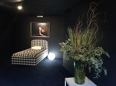 Hästens Flagship Store, recanto do piso das camas escandinavas. Porto, Av. Marechal Gomes da Costa, 21