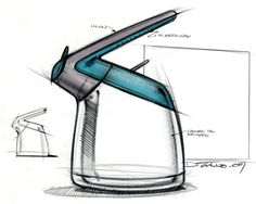 product by Michael DiTullo at Coroflot.com #id #product #sketch