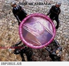 Practice and promote Safe Sex! Funny Greek Quotes, Funny Quotes, Ancient Memes, I Laughed, Funny Pictures, Jokes, Creative, Advertising Ideas, Communication