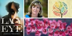 A Week with Jessica Treadway: Introduction (plus Giveaway!)