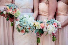 Bridal Bouquets. Photo Credit: Emma Innocenti