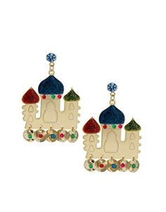 N2 By Les Nereides Palace Drop Earrings £28