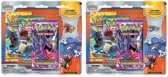 Primal Reversion Collector's Pin 3-Pack: Power up your Pokémon TCG collection with 3 booster packs, and show your Pokémon pride with 1 of 2 awesome collector's pins featuring Primal Groudon or Primal Kyogre! Includes: • 3 Pokémon TCG booster packs • 1 of 2 Primal Reversion Pokémon collector's pins