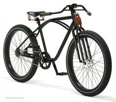 AUTUM Minion, limited edition cruiser bike. NICE!