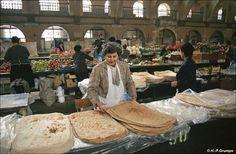 Zentralmarkt: Das typische Fladenbrot