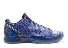 Men's Nike Zoom Kobe 6 VI All Star Pack LA Drnchd Blue Sneakers : A94z5189