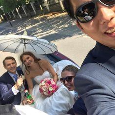 just got married! A Ra, Got Married, Espresso, Bride, Espresso Coffee, Wedding Bride, Bridal, The Bride, Espresso Drinks
