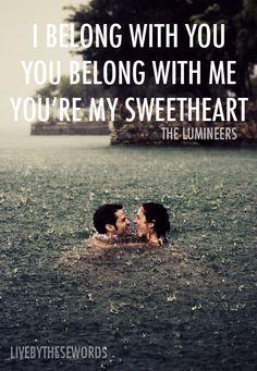 Love The Lumineers!