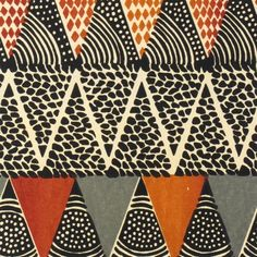 The African Fabric Shop : Kudhinda hand screen printed cotton fabrics from Zimbabwe