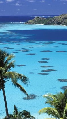 Full View and Download French Polynesia Wallpaper 3 with resolution of 640x1136 for your desktop, mobile