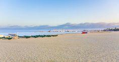 Praia West Beach em Santa Bárbara #viagem #california