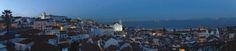 Miradouro Santa Luzia Lisbonne - blog Bar à Voyages #portugal #lisbonne #vue #view