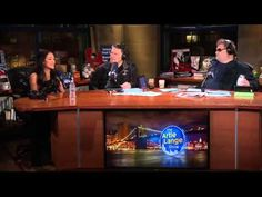 The Artie Lange Show - Melanie Iglesias (in-studio) Part 1 - http://maxblog.com/12693/the-artie-lange-show-melanie-iglesias-in-studio-part-1/