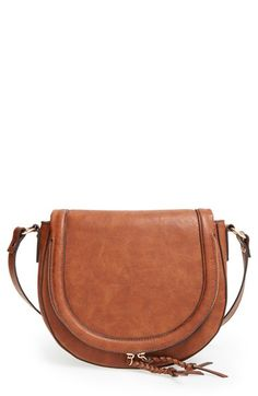 fc2c07ed23 Sole Society  Thalia  Faux Leather Crossbody Bag available at