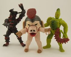 Mighty Morphin Power Rangers Evil Space Aliens