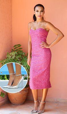 Naya Rivera 'Beef' With Lea Michele?: She Talks Feud ...