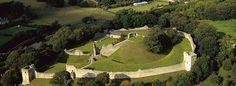 Pickering Castle. Nuff said:)