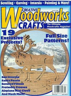 Creative Woodworks & crafts - 068, 2000-01