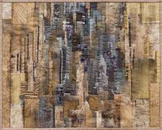 Abstractions : Symphony in Stone   Ludmila Aristova Fiber Art