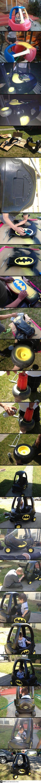 DIY Batmobile!