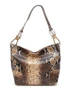 Python Snakeskin Handbag @ BagMadness... :)