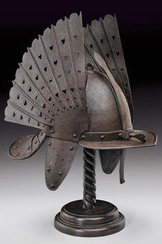A helmet,Poland, 19th century.