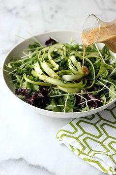 Spring Green Salad w