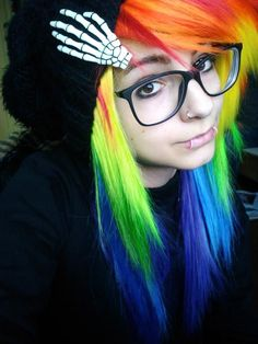 nice 15 Cute Emo Hairstyles For Girls 2015|Best Emo Hairstyle