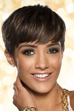 frankie bridge hair style. well this i always want to try on