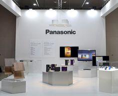 minimalist trade show booth design - Google Search